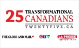 25 Transformational Canadians