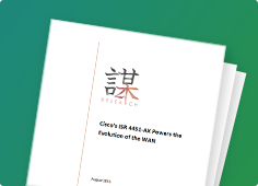 ZK Research on How to Future-Proof your WAN