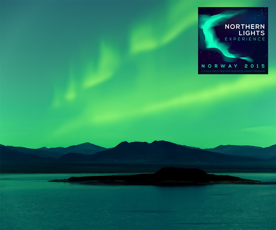 Northern Lights Experience Norway 2015