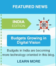 Budgets Growing in Digital Vision
