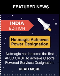 Netmagic Achieves Power Designation