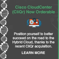 Cisco CloudCenter (CliQr) Now Orderable