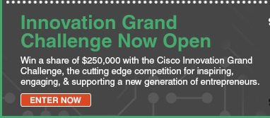 Innovation Grand Challenge Now Open