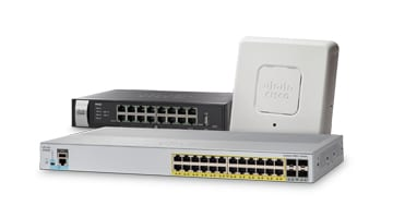 Jumpstart your business with a Cisco networking bundle