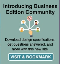 Introducing Business Edition Community