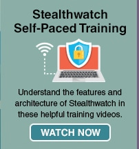 Sales Engineer Stealthwatch Training