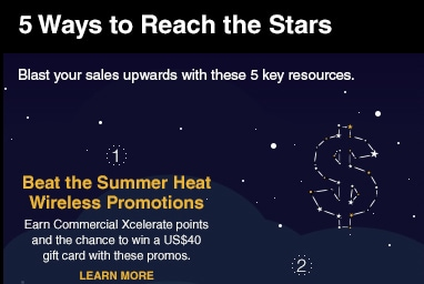 Beat the Summer Heat with These Promos