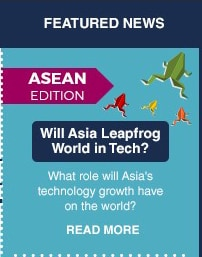 Will Asia Leapfrog World in Tech?