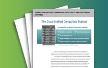 Complexity  and Cost Comparison