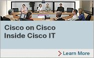 Cisco on Cisco Inside Cisco IT 24