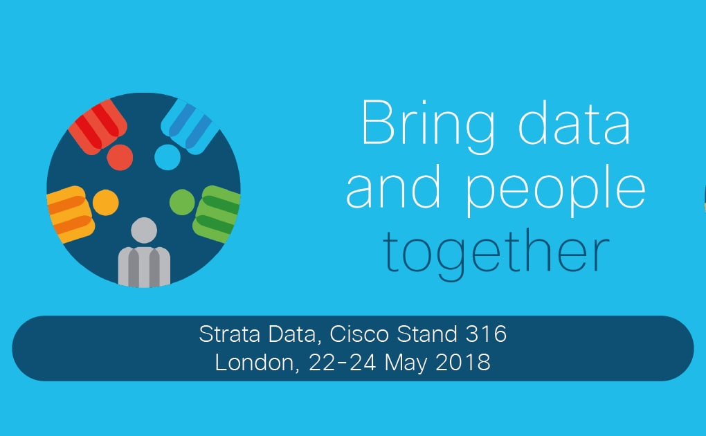 Bring people and data together