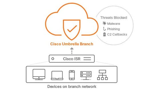 Cisco Umbrella Branch