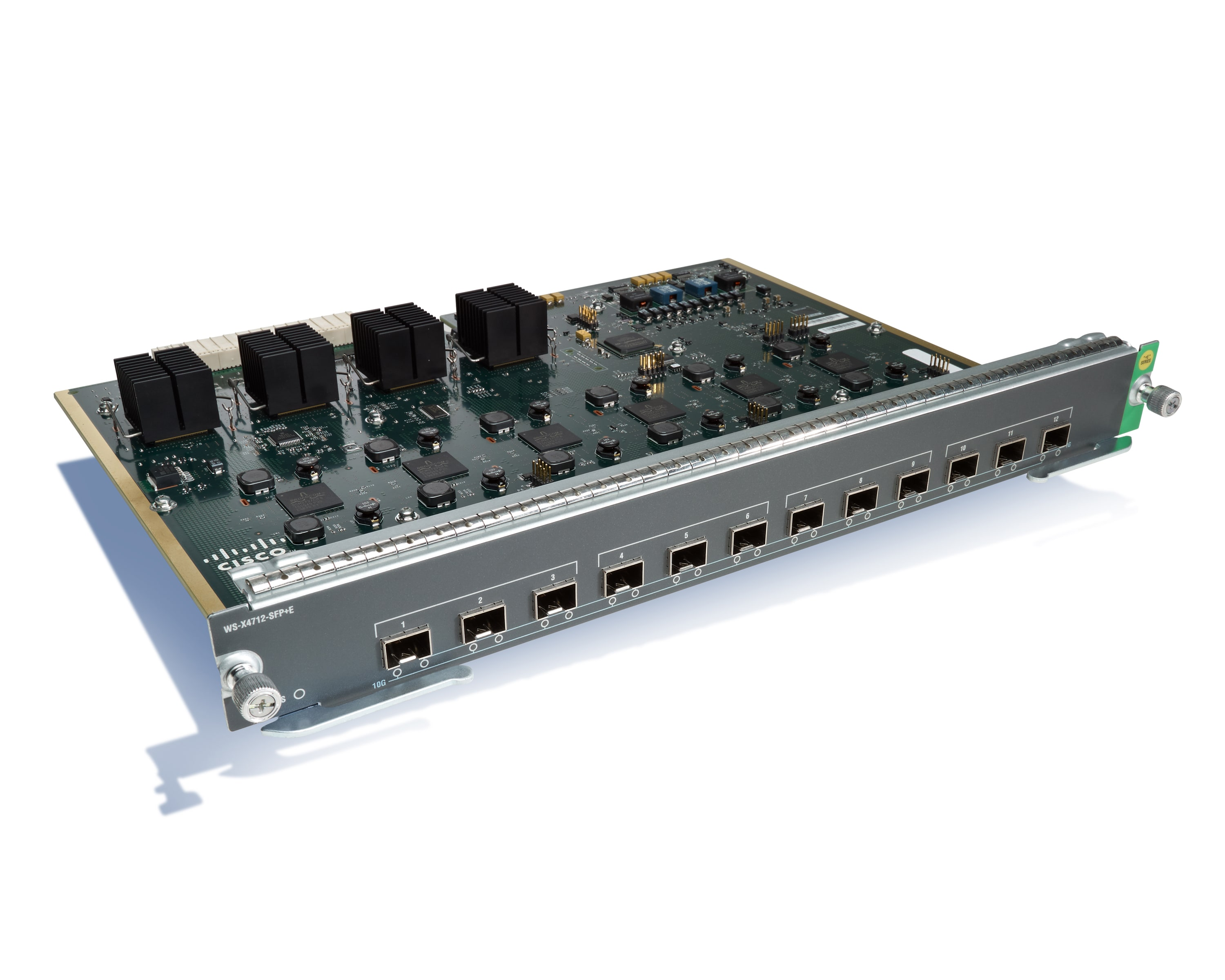 Catalyst 4500 Series 12 port