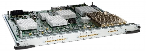 図 1 Cisco uBR-MC20X20V Broadband Processing Engine