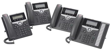 Cisco IP Phone 7800 シリーズ データ シートCisco IP Phone 7800 シリーズ