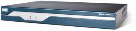 CISCO1841-4SHDSL CISCO Integrated Services Router w// 1 x HWIC-4SHDSL 64F//256D