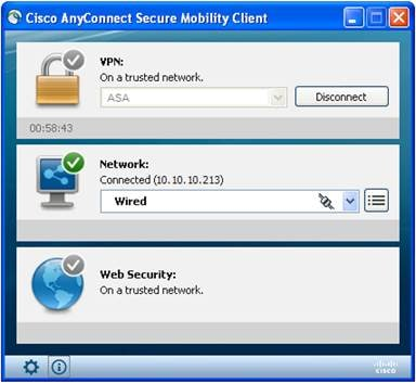 anyconnect secure mobility client ダウンロード