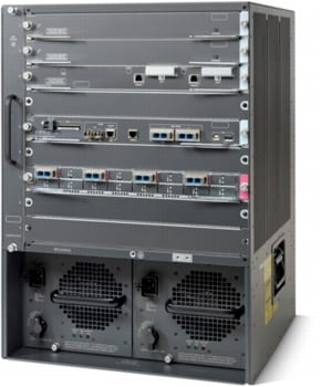 図 1 Cisco Catalyst 6500 BSN