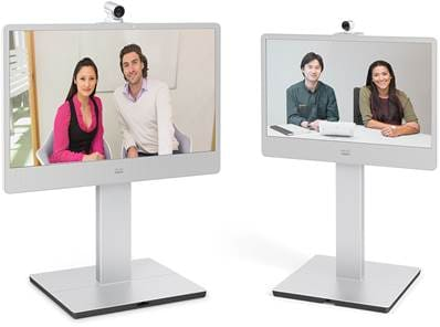 図 1 Cisco TelePresence MX300 G2 および MX200 G2