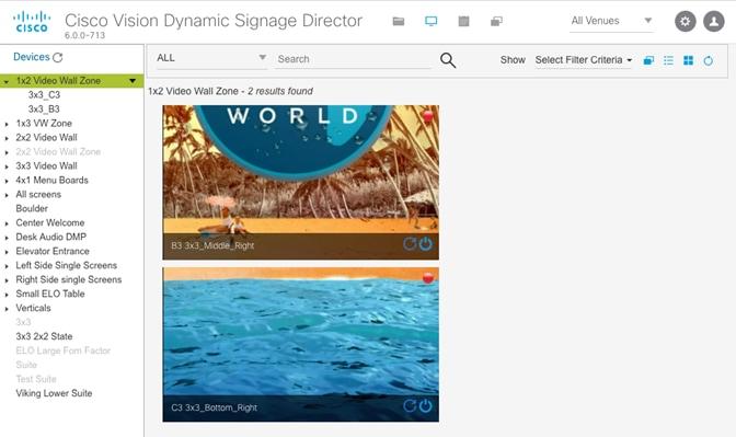 Cisco Vision Dynamic Signage ソリューション 動作とネットワークの ...