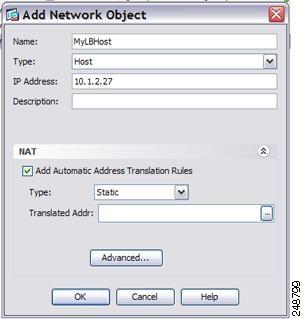 ASDM ブック 2:Cisco ASA シリーズ ファイアウォール ASDM 7.8 コンフィギュレーション ガイドNAT の例と参照