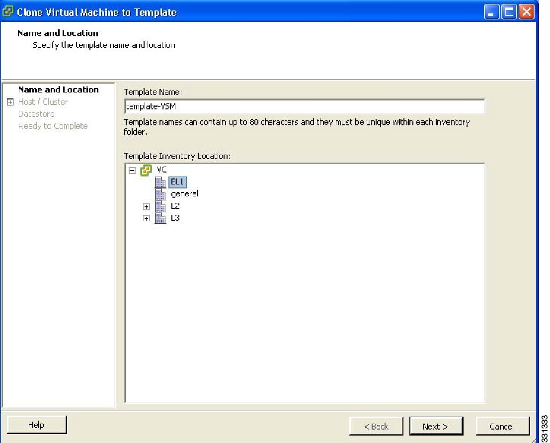 cisco nexus 1000v インタークラウド システム管理コンフィギュレー
