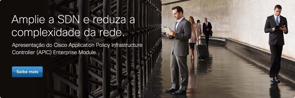 Cisco Application Policy Infrastructure Controller (APIC) Enterprise Module
