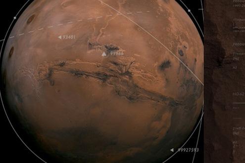 Marte precisa de engenheiros de rede