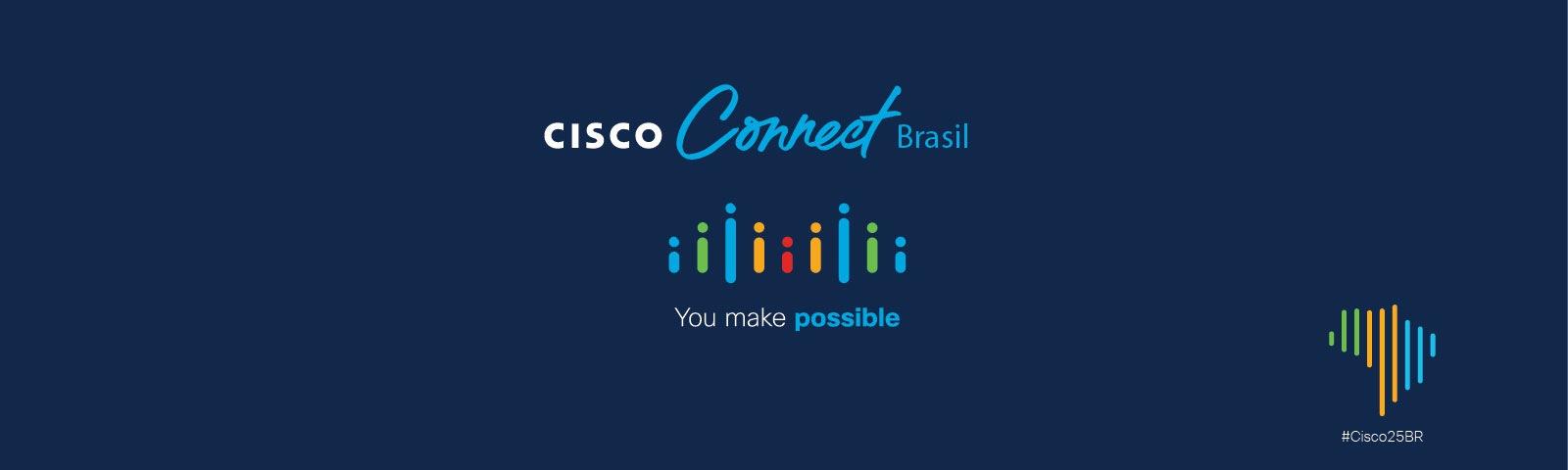 Cisco Connect 2019, 3 de Outubro - Cisco - Cisco
