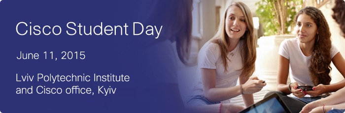 Cisco Student Day