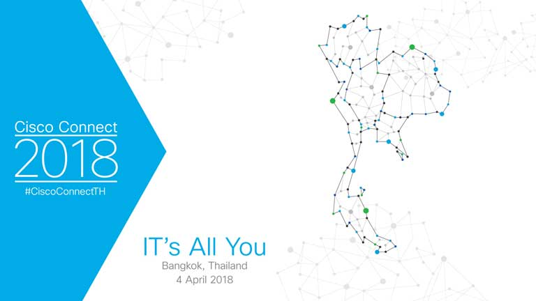 Get your business started on digital transformation at Cisco Connect