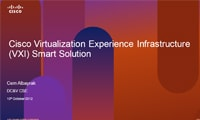 Virtual Experience Infrastructure (VXI) Smart  Solution