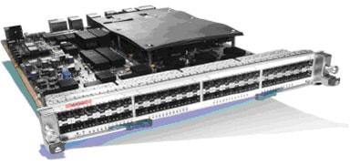 Cisco Nexus 7000系列48端口千兆以太网SFP 模块