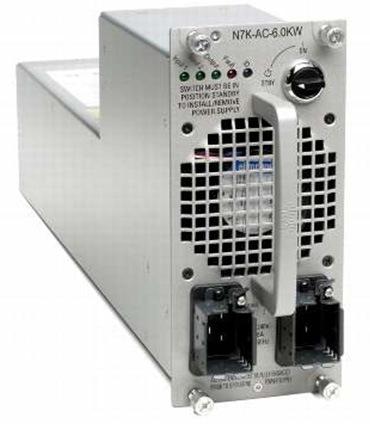 Cisco Nexus 7000 6.0kW交流电源模块