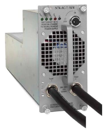 Cisco Nexus 7000 7.5kW交流电源模块