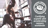 certifying experts and accelerating careers worldwide