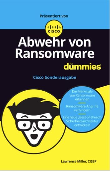 Ebook Abwehr von Ransomware für Dummies