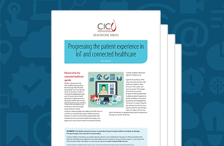 Progressing the patient experience