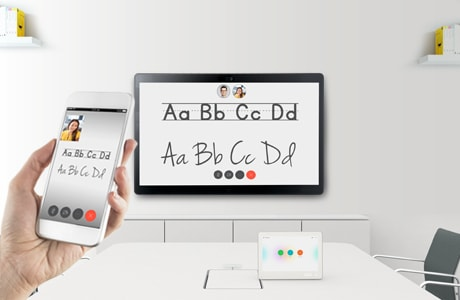 Educación del futuro con Cisco Spark Board