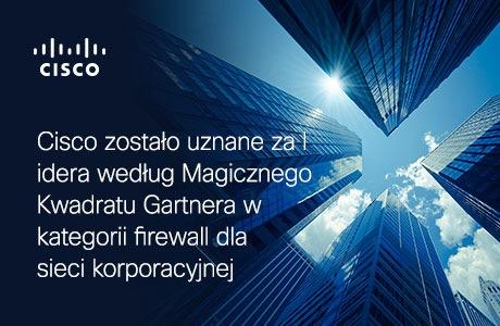 Cisco Named a Leader in the 2018 Gartner Magic Quadrant for Enterprise Network Firewalls