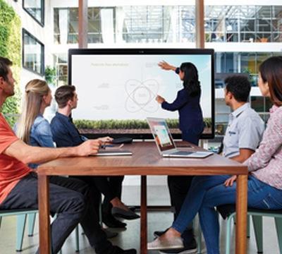 Démo et essai gratuit de Cisco Webex Teams