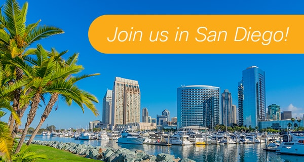 Join us in San Diego