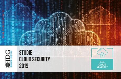Cloud Security Studie von IDG