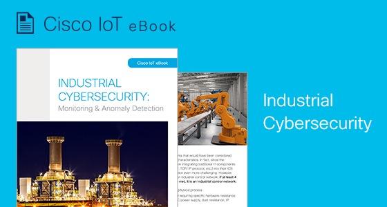 eBook industrial cybersecurity