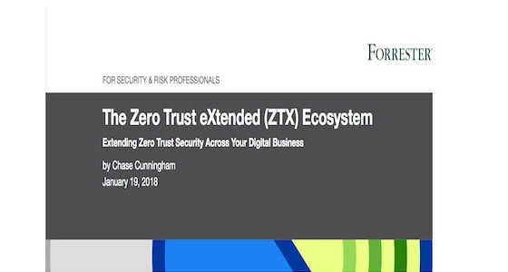Learn the three key takeaways to enable zero trust security across your digital business
