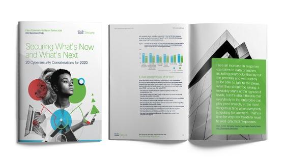 2020 CISO 基准研究报告-守护当前和未来