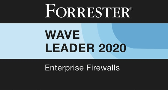 2020 Forrester Wave for Enterprise Firewalls