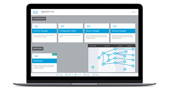 Cisco Network Services Orchestrator Free Trial