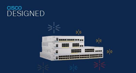 สวิตช์ Cisco Catalyst 1000
