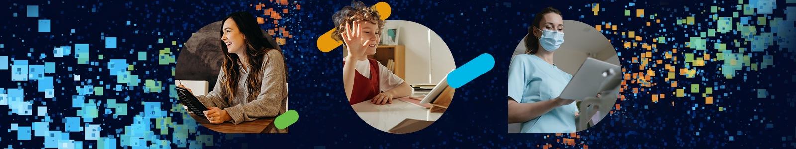 Evento virtual: El Impacto de la Tecnología en la Sociedad: Gobierno Digital, Educación y Salud